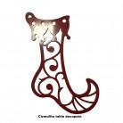 Ornament cizmulita - Elemente decorative din tabla decupata