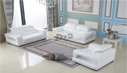 Set sufragerie ALTEEA Set canapele din piele