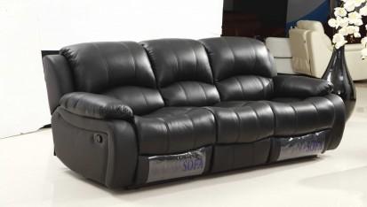 Canapea de stofa cu recliner LOLITA Canapea de stofa cu recliner