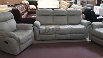 Canapea de lux cu recliner NOLAH Canapele de lux cu recliner