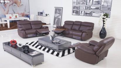 Canapele si fotolii cu recliner pentru living - vedere de ansamblu PERFECT Canapele si fotolii cu