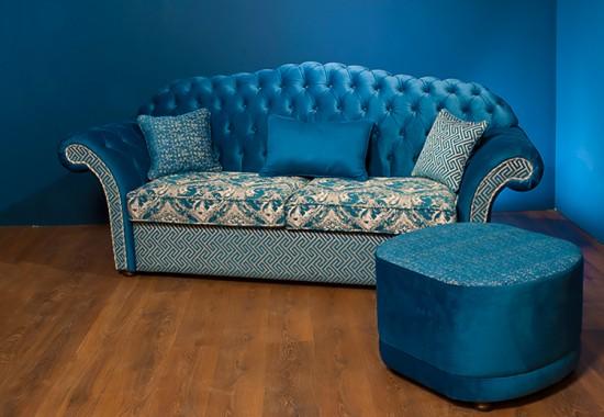 Canapele, coltare tapitate Ruspin