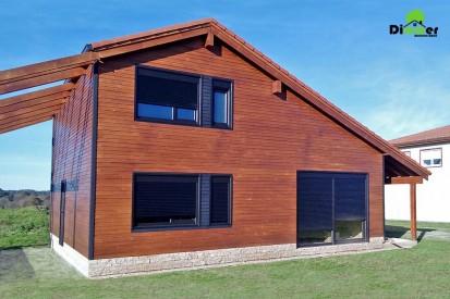 Casa din lemn Coruna Coruna Casa din lemn