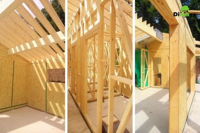 Casa din lemn Marsillia Marsillia Casa din lemn