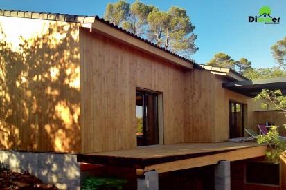 Casa din lemn Villone Villone Casa din lemn