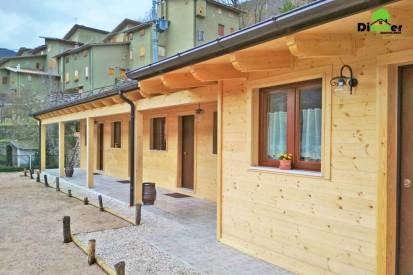 Casa din lemn Visso Visso Casa din lemn