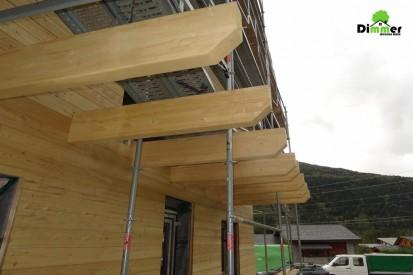 Casa din lemn Seez Seez Casa din lemn