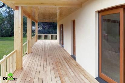 Casa din lemn Corsica Corsica Casa din lemn
