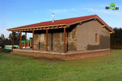 Casa din lemn Badajoz Badajoz Casa din lemn