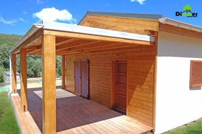 Casa din lemn Ajaccio Ajjacio Casa din lemn