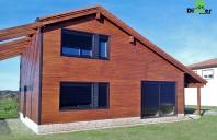 Case pe structura din lemn DIMMER - Case pe structura din lemn. O optiune mai sanatoasa decat