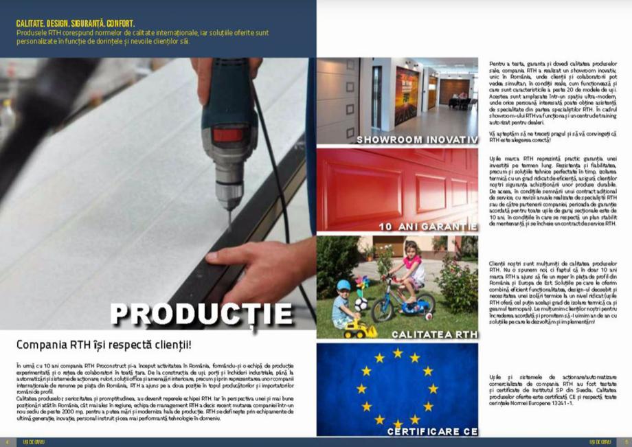 Pagina 3 - Usi de garaj rezidentiale Vindem Ieftin Catalog, brosura Romana