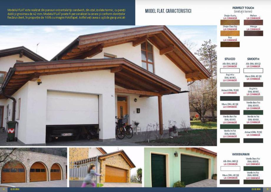 Pagina 8 - Usi de garaj rezidentiale Vindem Ieftin Catalog, brosura Romana