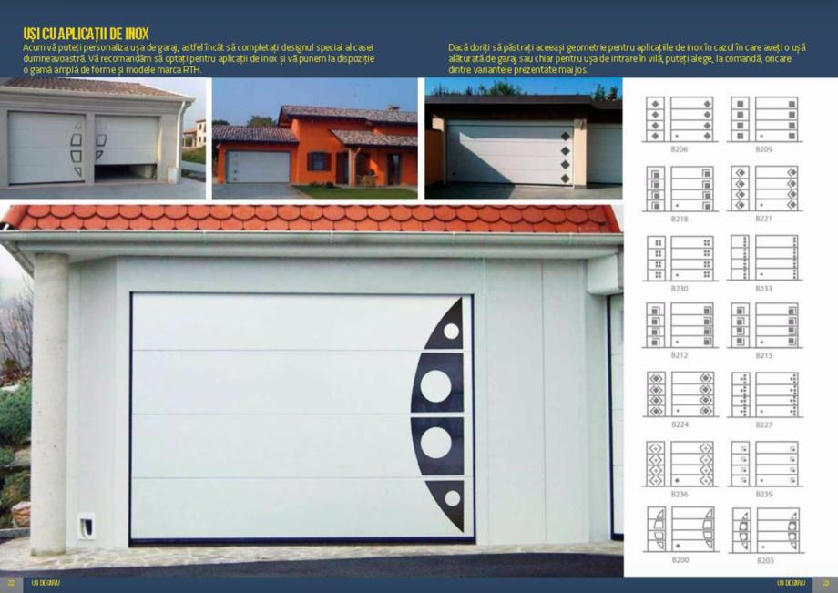 Pagina 12 - Usi de garaj rezidentiale Vindem Ieftin Catalog, brosura Romana