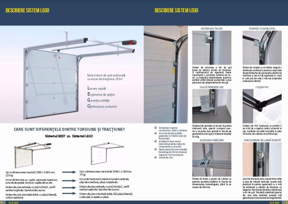 Pagina 18 - Usi de garaj rezidentiale Vindem Ieftin Catalog, brosura Romana