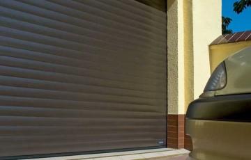 Usi de garaj rulou Usi tip rulou pentru garaj - Folosire silentioasa, usoara si sigura!