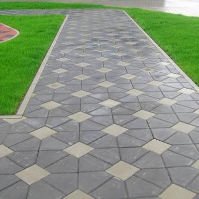 SYMMETRICA Pavaj din beton - Pavaj si dale din beton SYMMETRICA
