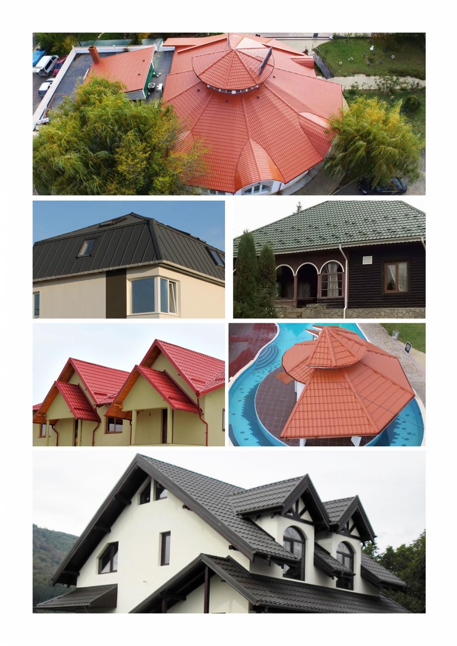 Pagina 27 - Catalog de produse Wetterbest Gladiator, Colloseum, Plus, Clasic, Wind Catalog, brosura ...