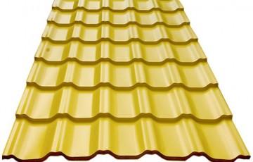 Tigla metalica  Produsele Wetterbest sunt produse originale, de calitate superioara, fiind dezvoltate ca material pentru invelitorile de acoperisuri.