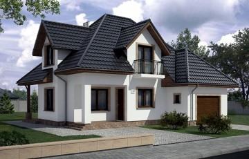 Tigla metalica Gama de produse Blancho Trapez cuprinde tigle metalice care se potrivesc oricarui tip de arhitectura, fiind perfecte pentru un acoperis elegant si durabil, imbinand solutii traditionale si moderne.