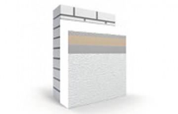 Termosistem ignifugat pentru fatade Placi de polistiren expandat ignifugat pentru fatade, destinate utilizarii atat la cladiri noi cat si la reabilitarea cladirilor vechi, in cadrul sistemelor termoizolante.