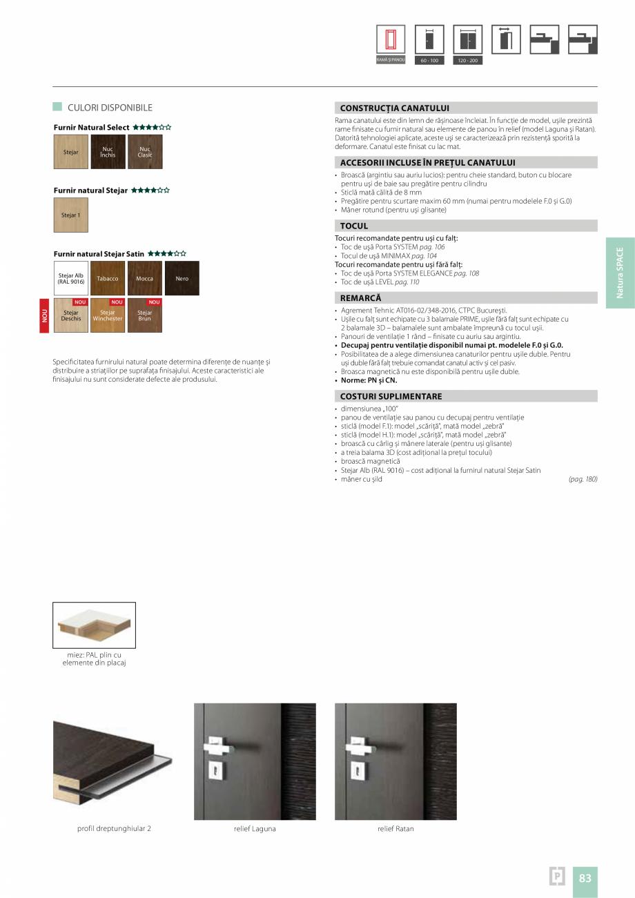 Pagina 79 - Usi rezidentiale pentru interior Vindem Ieftin Londra grila mare, Londra grila mica, 589...