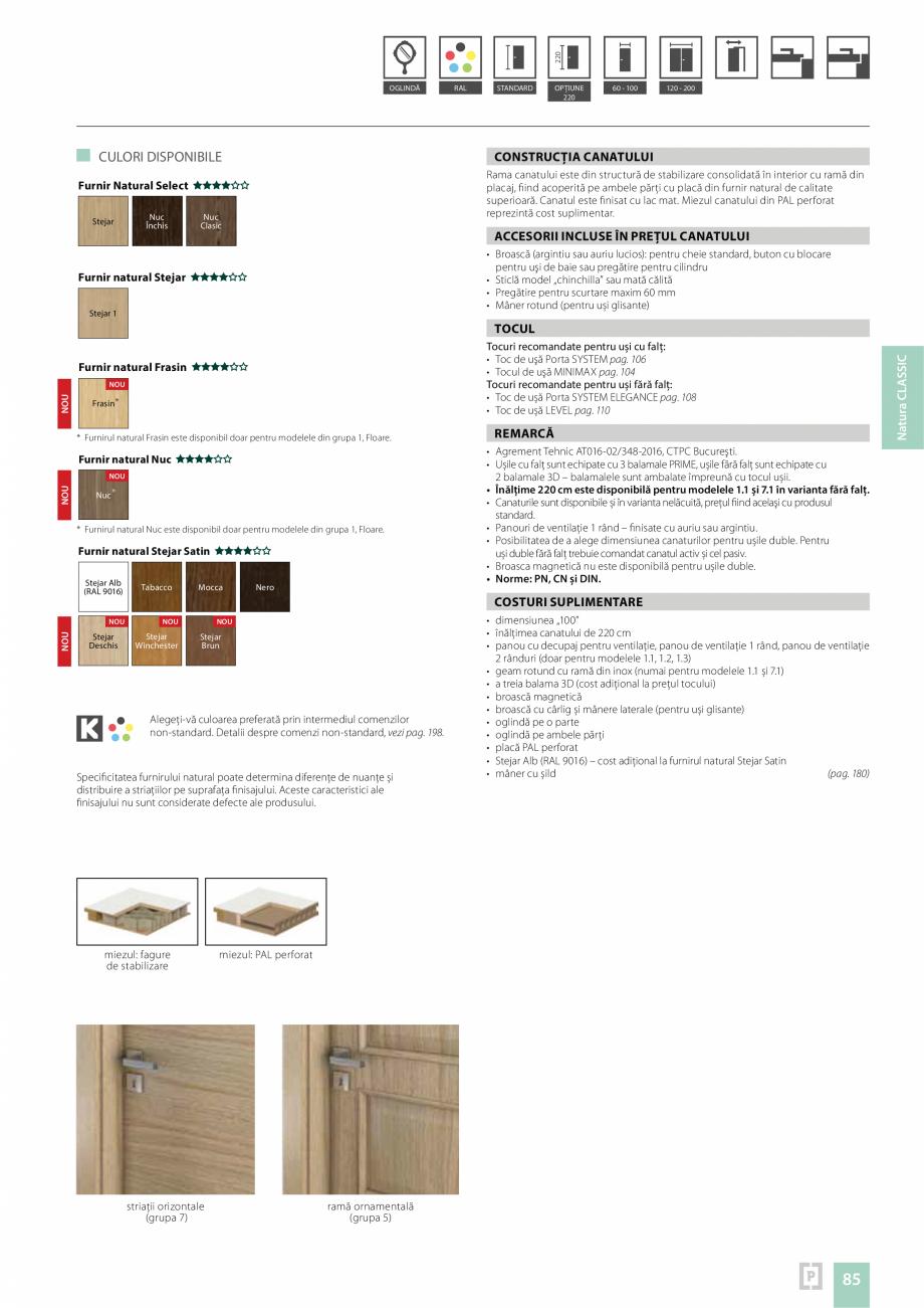 Pagina 81 - Usi rezidentiale pentru interior Vindem Ieftin Londra grila mare, Londra grila mica, 589...
