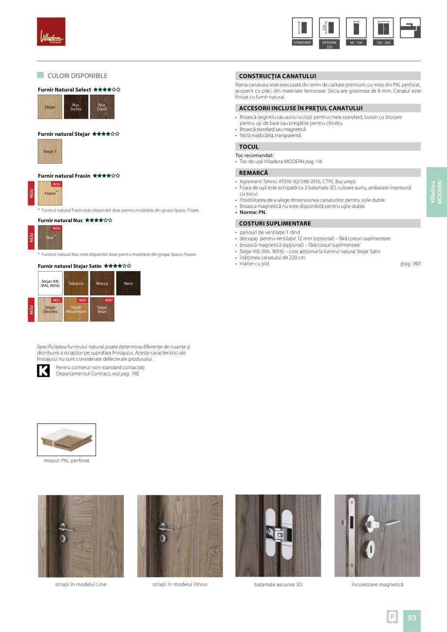 Pagina 89 - Usi rezidentiale pentru interior Vindem Ieftin Londra grila mare, Londra grila mica, 589...