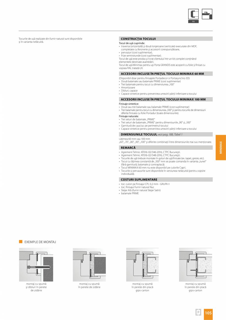 Pagina 101 - Usi rezidentiale pentru interior Vindem Ieftin Londra grila mare, Londra grila mica,...