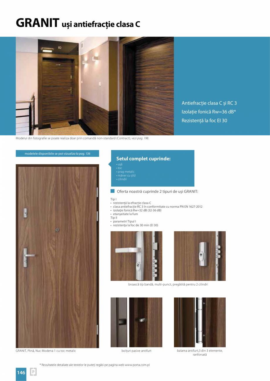 Pagina 146 - Usi rezidentiale pentru interior Vindem Ieftin Londra grila mare, Londra grila mica,...