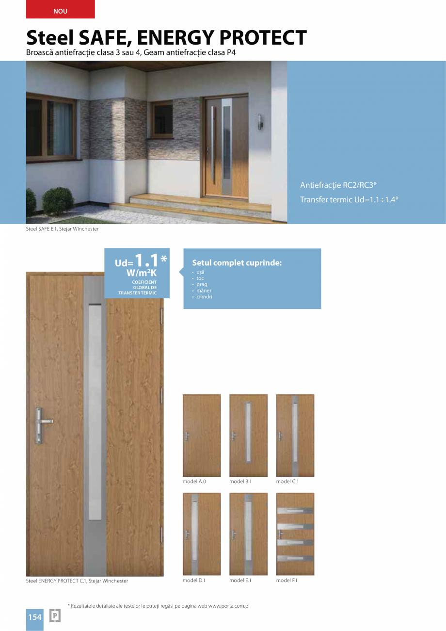 Pagina 154 - Usi rezidentiale pentru interior Vindem Ieftin Londra grila mare, Londra grila mica,...
