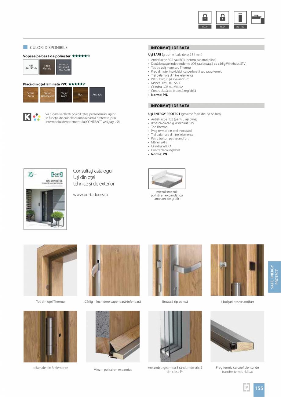 Pagina 155 - Usi rezidentiale pentru interior Vindem Ieftin Londra grila mare, Londra grila mica,...