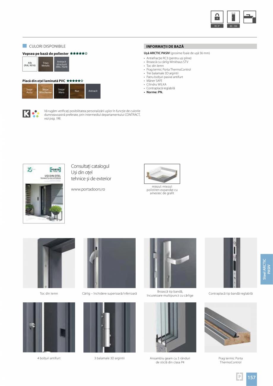 Pagina 157 - Usi rezidentiale pentru interior Vindem Ieftin Londra grila mare, Londra grila mica,...
