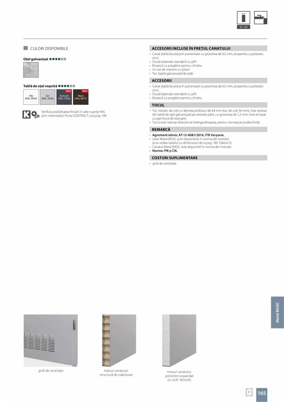 Pagina 165 - Usi rezidentiale pentru interior Vindem Ieftin Londra grila mare, Londra grila mica,...