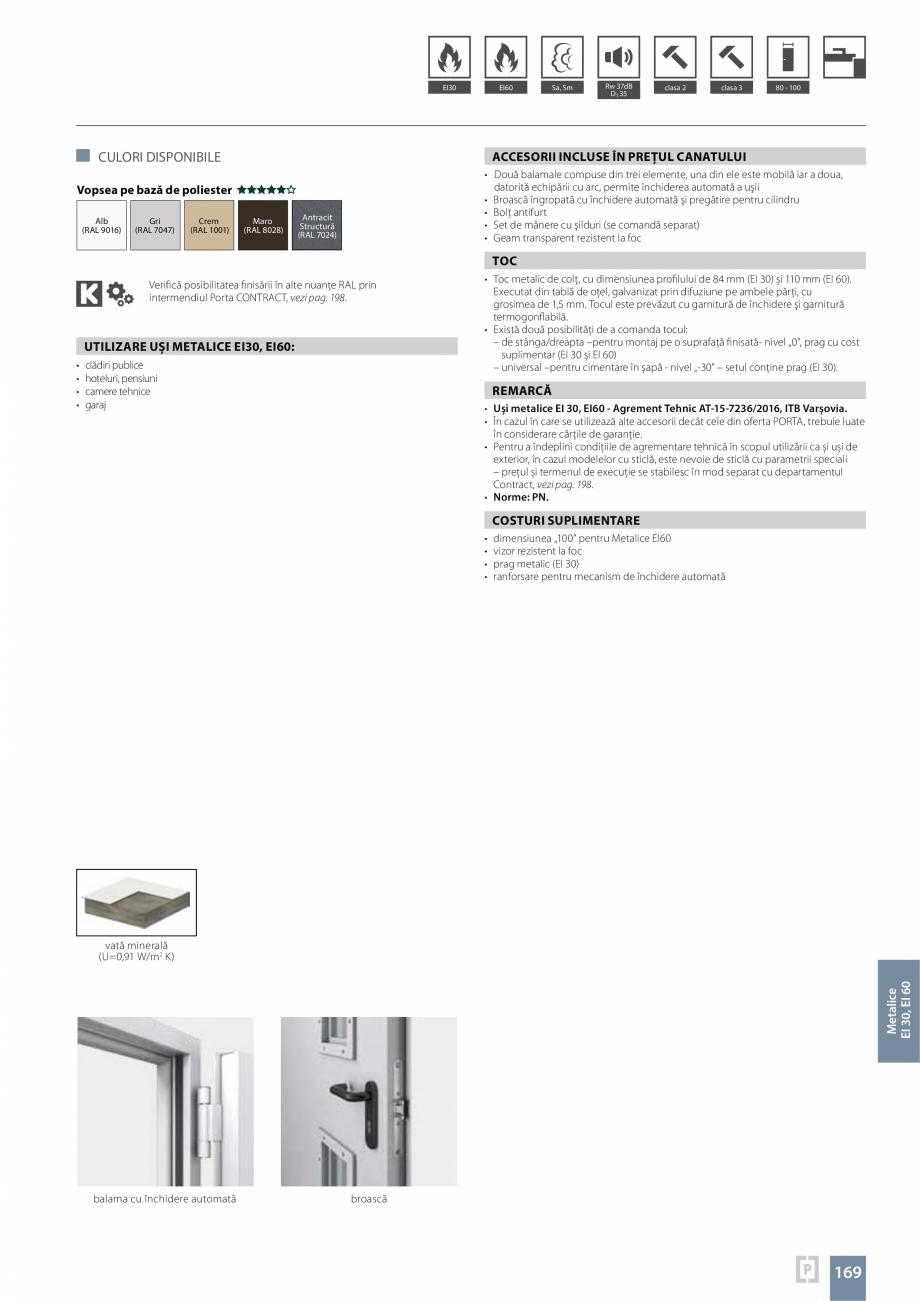 Pagina 169 - Usi rezidentiale pentru interior Vindem Ieftin Londra grila mare, Londra grila mica,...
