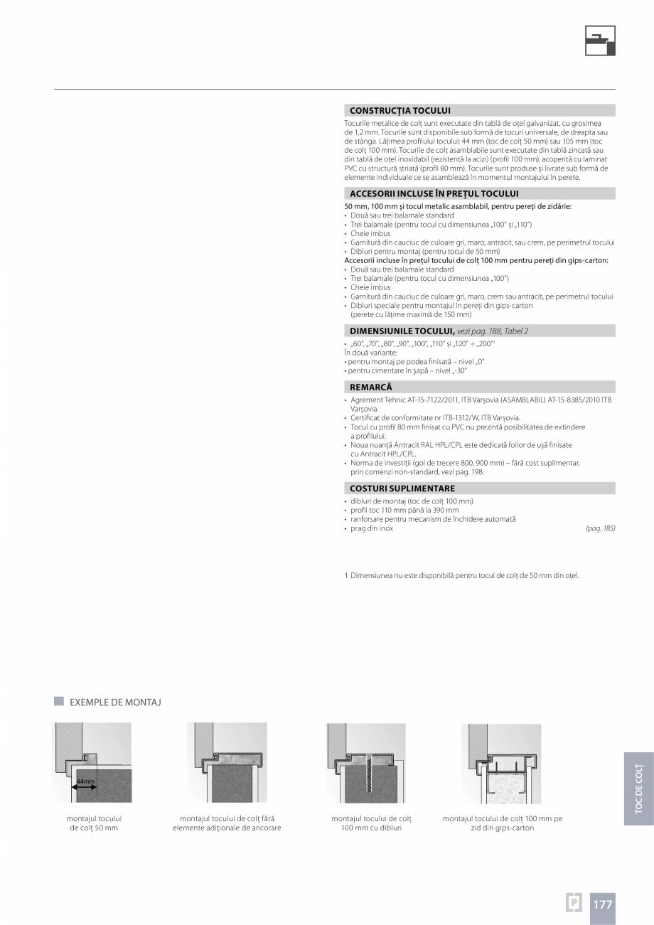 Pagina 177 - Usi rezidentiale pentru interior Vindem Ieftin Londra grila mare, Londra grila mica,...