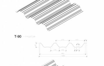 DESENE TEHNICE - T90 IMPRO