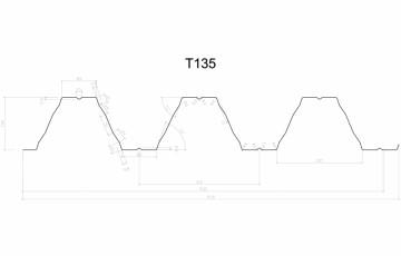 DESENE TEHNICE - T135 930 IMPRO