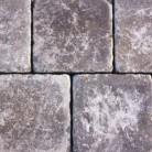 Rosu vulcanic antichizat - Pavaj din beton - Appia Antica