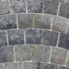 Gri vulcanic - Pavaj din beton - Arte Arc de cerc