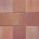 Brun roscat - Pavaj din beton - Rettango