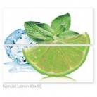 Lemon Komplet 40 x 50 cm - Set de faianta pentru interior Lemon