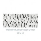 Madielle Kaleidoscope Decor 20 x 50 cm - Faianta Madielle