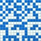 Mozaic pe hartie A35 11 - Set de faianta pentru interior - Mozaic pe hartie