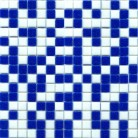 Mozaic pe hartie A37 11 - Set de faianta pentru interior - Mozaic pe hartie