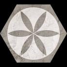 Pietra Hex 2 - Set de faianta pentru interior Pietra Hex