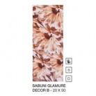 Sabuni Glamure Decor B 20 x 50 cm - Set de faianta pentru interior Sabuni