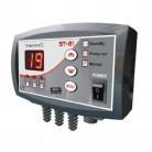 Controler pompa digital TECH EU-21 - Pachet incalzire STANDARD cazan fonta - Dunatech 27 kW
