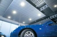 Tavane metalice cu structura ascunsa Tavanele metalice cu structura ascunsa, fabricate de PROMETAL, reprezinta solutia ideala pentru spatiile in care se impune pastrarea unui nivel superior de igiena.