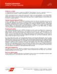 Folie autoadeziva PVC – transparentă ORAFOL - 8300